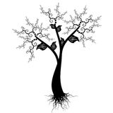 Art Tree Stock Photography