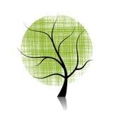 Art tree beautiful Stock Image