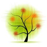 Art tree beautiful royalty free illustration