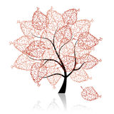 Art tree beautiful Royalty Free Stock Photos