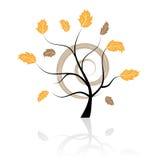 Art tree beautiful Stock Photos