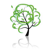 Art tree beautiful Royalty Free Stock Photos