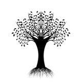 Art Tree Silhouette Royalty Free Stock Photo