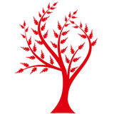 Art Tree Silhouette Royalty Free Stock Image