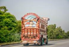 Art Truck Foto de Stock