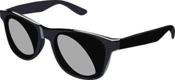 Art und Weisesonnenbrillen Stockbilder