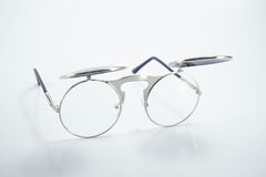 Art und Weisesonnenbrillen stockfoto