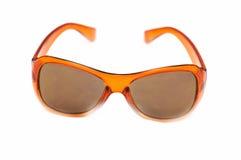 Art und Weisesonnenbrillen stockbild