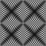 Art Vector Seamless Pattern op Fotografie Stock Libere da Diritti