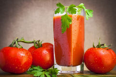 Art vegetable tomato juicy board table wooden pars stock photos