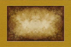 Art victorian style  paper Royalty Free Stock Photos