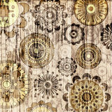 Art vintage abstract background royalty free illustration