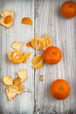 Art vintage background orange board table white wo stock image