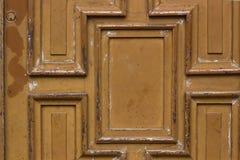 Art Vintage cinzelado madeira Imagens de Stock Royalty Free
