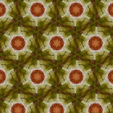 Art vintage ethnic blurred watercolor floral pattern Stock Photo