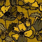 Art vintage floral background Royalty Free Stock Image