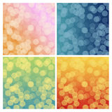 Art vintage pattern with blurs, retro texture Royalty Free Stock Images