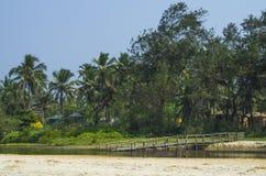 Art von Indien-Landschaft Lizenzfreies Stockfoto