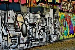 Art, Wall, Graffiti, Street Art Stock Photos