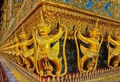 Art at Wat Phra Si Rattana Satsadaram Stock Image