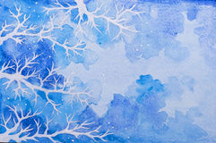 Art watercolor background royalty free stock image