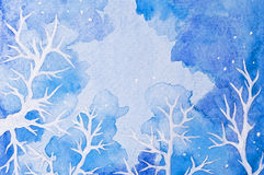 Art watercolor background stock images