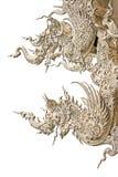 Art of white na-ga Royalty Free Stock Photos