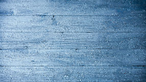 Art Wood Blue Background Stock Images