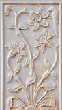 Art work. Beautiful art work on marble stone Royalty Free Stock Photos