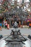 Art Work For Durga Festival Imágenes de archivo libres de regalías