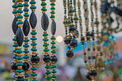 Art work , Indian handicrafts fair at Kolkata Stock Image