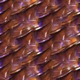 Art Yellow, lilac, bruine de verfvlek van de waterverfinkt Royalty-vrije Stock Foto