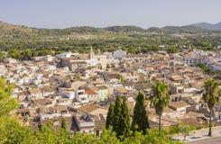 Arta, antike Stadt in Majorca-Insel lizenzfreie stockfotos
