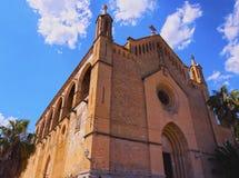 Arta on Majorca Stock Image