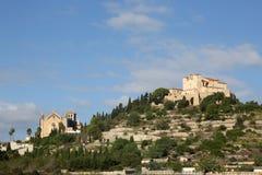 Arta Majorca Mallorca church Spain Stock Photos