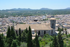 Arta, Majorca (Mallorca), Spain Royalty Free Stock Photo