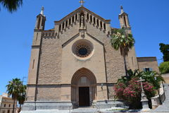 Arta, Majorca (Mallorca), Spanje Royalty-vrije Stock Foto's