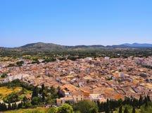 Arta on Majorca Stock Images