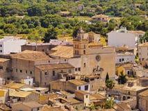 Arta on Majorca Stock Photo