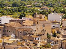 Arta sur Majorca Photo stock