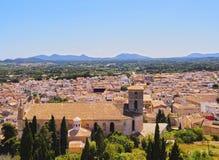 Arta sur Majorca Photos libres de droits