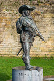 artagnan άγαλμα δ Στοκ Εικόνες