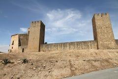 Artajona,Navarre,Spain Royalty Free Stock Photography