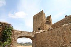 Artajona,Navarre,Spain Stock Images