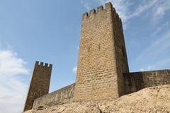 Artajona,Navarre,Spain Stock Photo