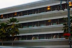 Artdeco大厦 免版税图库摄影