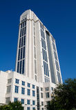 Artdeco building. In Orlando Miami Stock Image