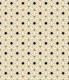 Artdeco pattern Stock Image