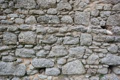 Artdesign des wirklichen Steinwand-Oberflächenmusters graues Farb Stockfoto