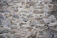 Artdesign des wirklichen Steinwand-Oberflächenmusters graues Farb Lizenzfreies Stockfoto